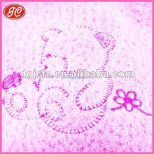 Microfiber Fingertip Towels for embroidery
