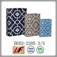 Customized Oem Ornamental Trunks Undergarment Storage Boxes