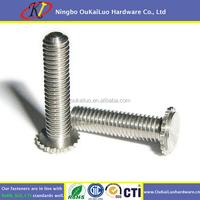 Excellent quality Pressure rivet screws studs for machine