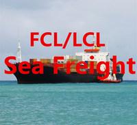 Sea freight to Port Qasim
