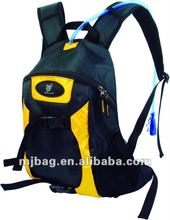 Good looking backpack with earphone hole