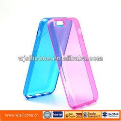 High Clear 3d tpu phone case silicone phone case /tpu case for iphone 6s