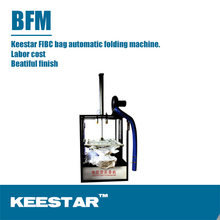 Keestar BFM big bag jumbo bag folding machine