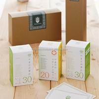 Healthy Yamada no Aojiru green drink as Japanese innovative health products