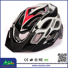 Adult In-Mold Mountain Bike Helmet, EPS+PVC Bicycle Helmet