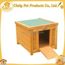Cheap Wholesale Rabbit Nest Box Wooden Rabbit Hutch Pet Cages, Carriers & Houses