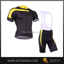 China custom road cycling uniform design with cooldry function