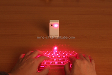 Cool!!! new design laser virtual qwerty keyboard for all mobile phones