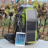 best sale polyester sports hiking bag cheap solar power backpack for camping