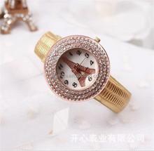 top selling quality luxury ladies diamond watches waterproof women watches