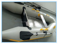 China CE Certificate Manufacturer Rigid Hull Aluminium RIB Hypalon inflatable rigid boats