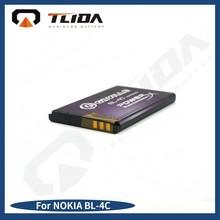 Shenzhen China mobile phone battery factory Elegent GAVILLE brand 950mAh 3.7v li-ion battery for Nokia BL-4C