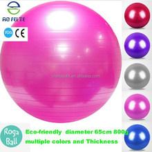 China compras on line esfera do exercício com alça ginástica rítmica bola esfera da ginástica