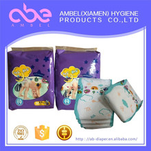 Good-pampering disposable baby diapers manufacturer with fujian factory price