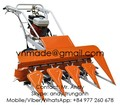 mini cosechadora de trigo