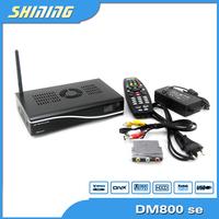 Factory Sunray dm800se with wifi sim210 and A8p card dreambox dm800 hd se sim a8p