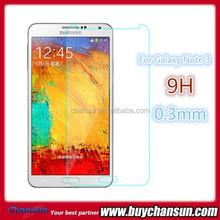 Anti-oil Premium Tempered Glass Screen Film Protectors for Samsung Galaxy Note3