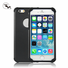 PC Case For iPhone 6 Mobile Phone Bag with 3 IN 1 Phone Protector