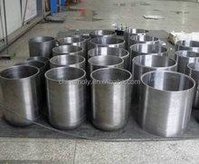 tungsten crucible crucible for gold melting electric crucible furnace