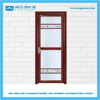 Bulk price surface treatment for Wooden bathroom swinging door