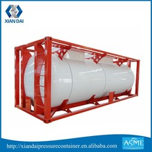 Timely Technical Support Liquid Diesel Fuel Oil Storage Tank