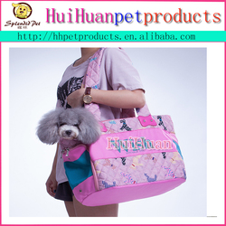 Convenient pet products bicycle dog carrier bag