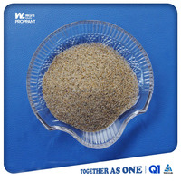 frac ceramic sand/silica sand with high conductivity and price for drilling