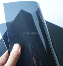 hot sale black thick transparent rigid pvc sheet