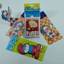 Hot sale on ablibaba made in China factory custom bulk car air fresheners
