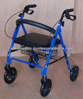 ROLLATOR with Seat Backrest & Brakes Occupational Therapy Equipment