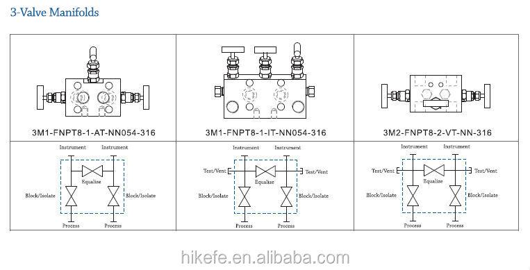 Ss psi quot npt instrument way rosemount valve