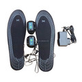 potencia de la batería calientapiés plantilla del zapato caliente con mando a distancia