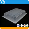 Disposable plastic container frozen food packaging