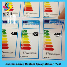 Perfect for product labels adheisve cosmetics bottle sticker label