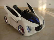 Funny Remote Control Kids Drivable Kids on Ride Toy Cars