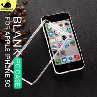 Transparent Plastic Cover For Iphone5C, For Iphone 5C Back Covers, For I Phone 5C Case