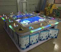 Fish Hunter Enhanced Version arcade fishing game machine/video game consoles refurbished