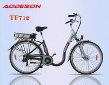 "Import china mountain electric bikes/Fashion style electric Best quality 28"" city electric bicycle TF712 with fashioable design"