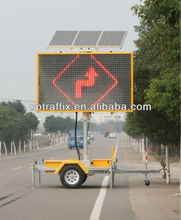 Portable Changeable Message Sign,Led Moving Message Sign With Remote Control