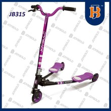 stand up trike scooter, 3 wheel trike scooter, large wheel scooter JB315 EN71/14619 APPROVED