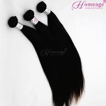 homeage 7a kbl brazilians silky straight virgin remi hair
