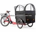 2014 tres ruedas de bicicletas de carga eléctrica