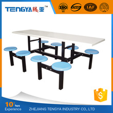 Tengya Canteen Furniture Manufacturer Commercial Canteen Tables and Chairs
