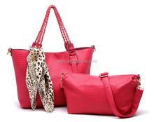 Women's handbag 2015 female shoulder bag messenger bag handbag silk scarf decoration fashion vintage bag