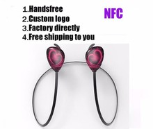 Noise cancelling handsfree Stereo sport Wireless bluetooth Headset wholesale