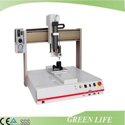 High precision desktop auto glue machine for photo album,pcb electronic component