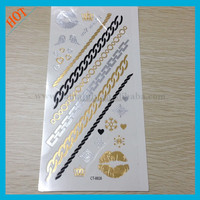 free supply samples gold tattoo wholesaler