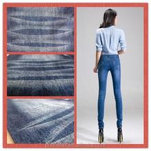 8.2oz super stretch cotton/spandex denim fabric