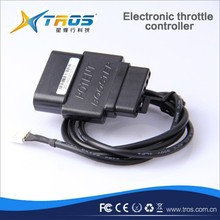 Car accessories wholesale auto electronics devices red screen potent booster outboard throttle control to improve car speed
