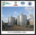 silo de acero galvanizado para el maíz de grano